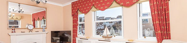 1 Apters Hill House, Brixham - A bright and well furnished three bedroom house within minutes of the picturesque Brixham Harbour