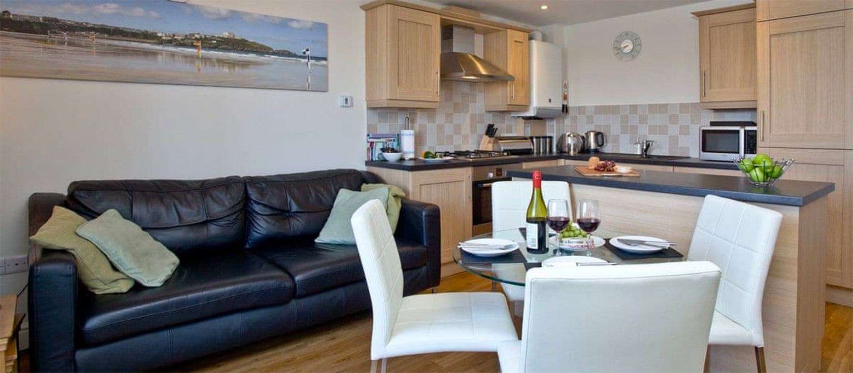 1 Harbour View, Newquay
