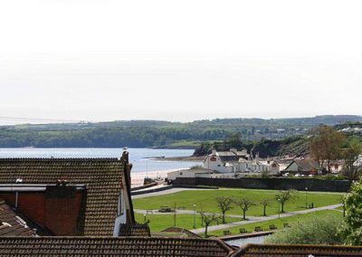 The view from 1 Roundham Heights, Paignton