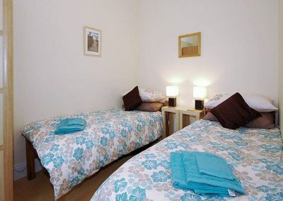 Bedroom #2 @ 1 Seashore, Newquay