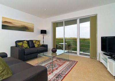 The living area @ 10 Bredon Court