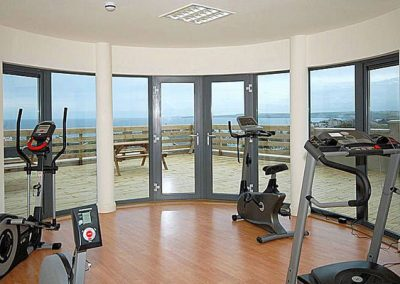The gym @ Horizons, Newquay