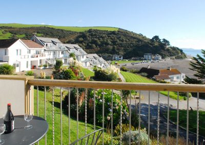 The view from the balcony @ 10 Mount Brioni, Seaton