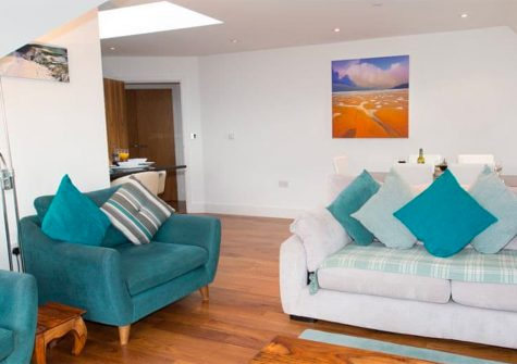 10 The Whitehouse, Watergate Bay