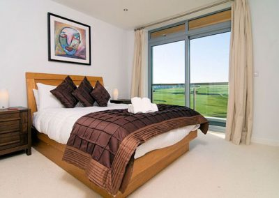 Bedroom #1 @ 11 Cribbar, Newquay
