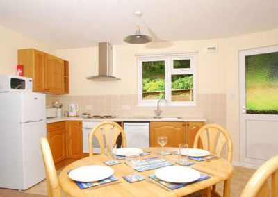 The kitchen and dining area @ 12 Mount Brioni, Seaton