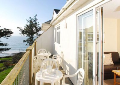 The balcony @ 12 Mount Brioni, Seaton