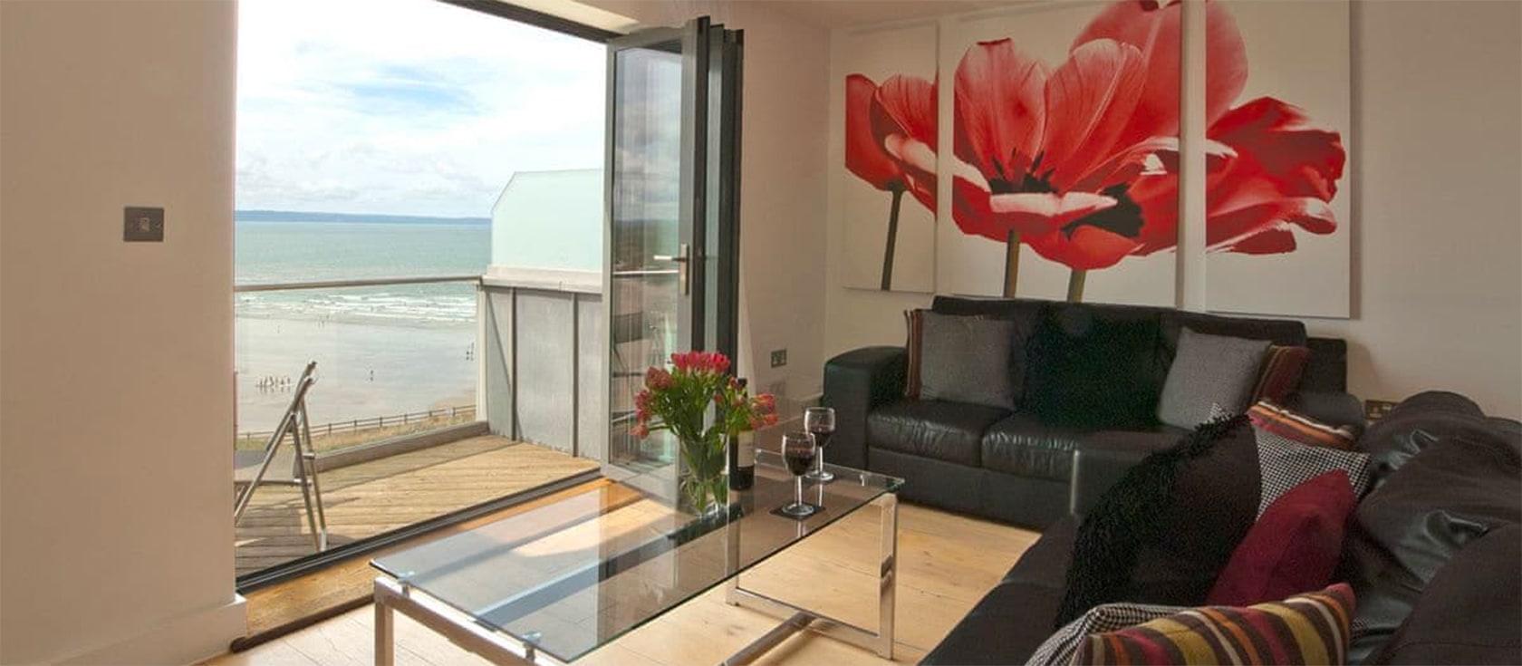 12 Ocean Point Penthouse, Saunton