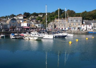 12 Rosehill Lodge is just two miles from the fishing town of Padstow