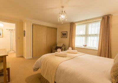 Bedroom #1 at 13 Great Cliff, Dawlish