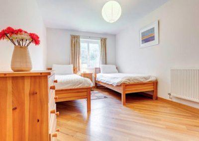 Bedroom 2 @ 13 Red Rock, Dawlish