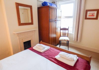 Bedroom #2 at 14 Bramble Hill, Bude