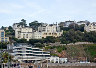 16 Astor House is located in the heart of Torquay