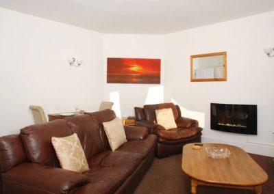 The living area @ 17 Mount Brioni, Seaton