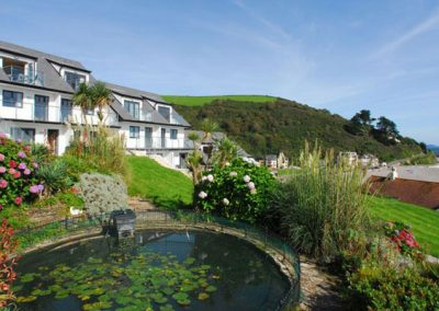 Relax in the communal gardens @ Mount Brioni, Seaton