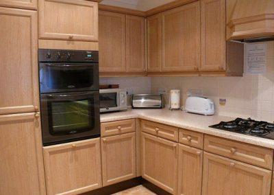 The kitchen @ 18 Moorings Reach