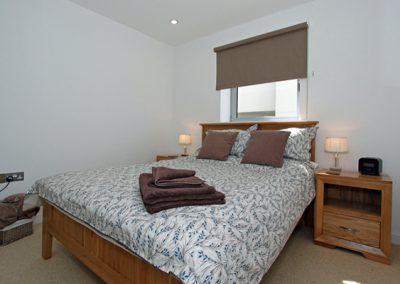 Bedroom #1 @ 18 Zenith, Newquay