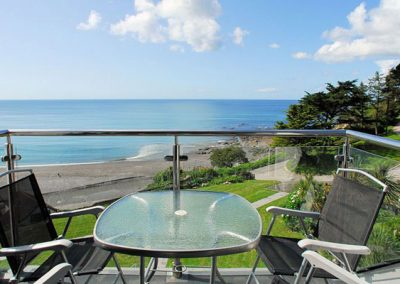 Great views from the balcony @ 19 Mount Brioni, Seaton