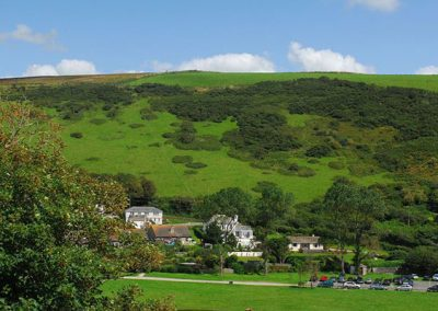 19 Mount Brioni, Seaton offers superb views over the surrounding countryside