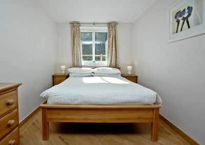 Bedroom #1 at 2 Red Rock, Dawlish Warren