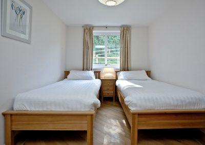 Bedroom #3 at 2 Red Rock, Dawlish Warren