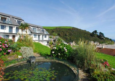 The communal gardens @  Mount Brioni, Seaton