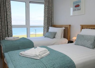 Bedroom #2 @ 23 Ocean Gate, Newquay