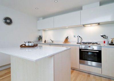 The kitchen @ 24 Zinc, Newquay