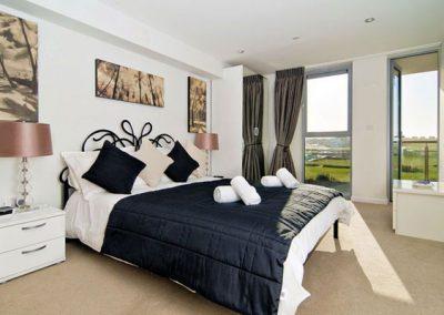 Bedroom #1 @ 24 Zinc, Newquay