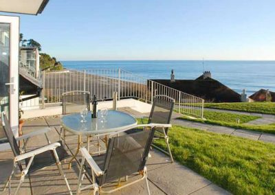 Superb views from the terrace @ 25 Mount Brioni, Seaton