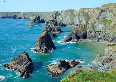 Waves is situated on the dramatic Atlantic Coast