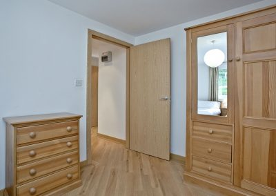 Bedroom #1 at 3 Red Rock, Dawlish Warren