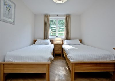 Bedroom #2 at 3 Red Rock, Dawlish Warren