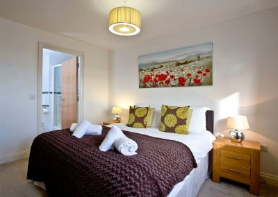 Bedroom #1 at 31 Bredon Court, Newquay