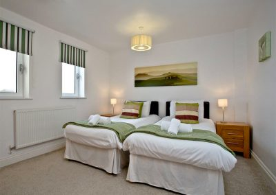Bedroom #2 at 31 Bredon Court, Newquay