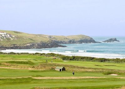 Enjoy superb views of Fistral Bay from 32 Zinc, Newquay