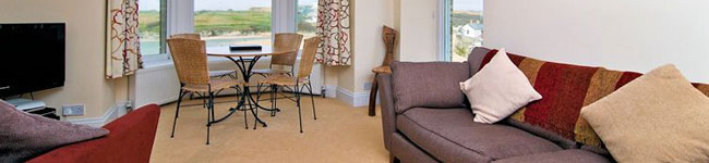 4 Seashore – A stunning apartment positioned directly on the sand at Porth Beach