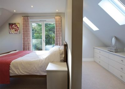 Bedroom #4 at 4 The Drive, Hillfield Village, Bugford