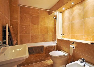 The en-suite to bedroom #2 @ 4 The Vista
