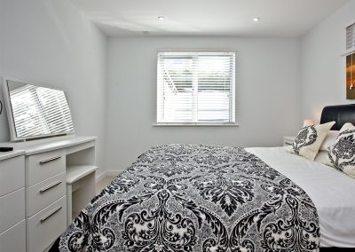 Bedroom #1 at 5 Fistral Beach, Newquay
