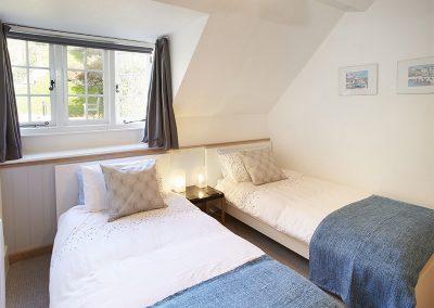 Bedroom #2 at 5 Hillside, Axmouth