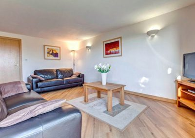 The open plan living area @ 5 Red Rock, Dawlish