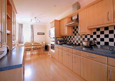 The kitchen @ 5 Shoreside
