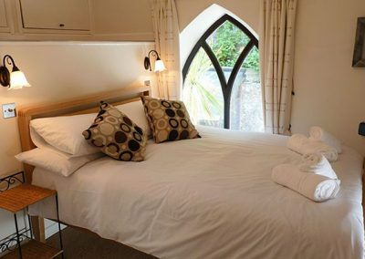 The bedroom @ 5 Torwood Gables, Torquay