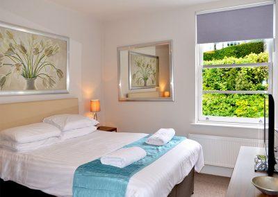 Bedroom #1 at 6 Astor House, Torquay
