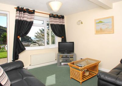 The living area @ 6 Mount Brioni, Seaton
