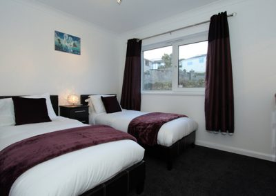 Bedroom 2 @ 7 Waters Edge, Newquay