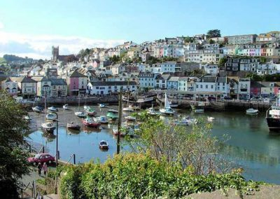 Brixham Harbour is just a short walk from 9 Dolphin Court, Brixham