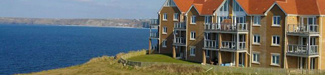 9 Headland Point, Newquay - A beautiful apartment minutes from Fistral Beach