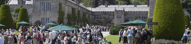 A day out with youngsters at Lanhydrock